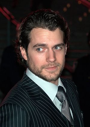 Henry Cavill at the Vanity Fair celebration fo...