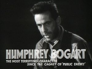 Cropped screenshot of Humphrey Bogart from the...