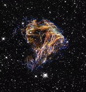 N 49 Supernova remnant