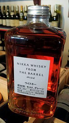 Japanese whisky  Wikipedia