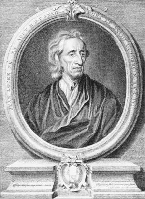 English: John Locke