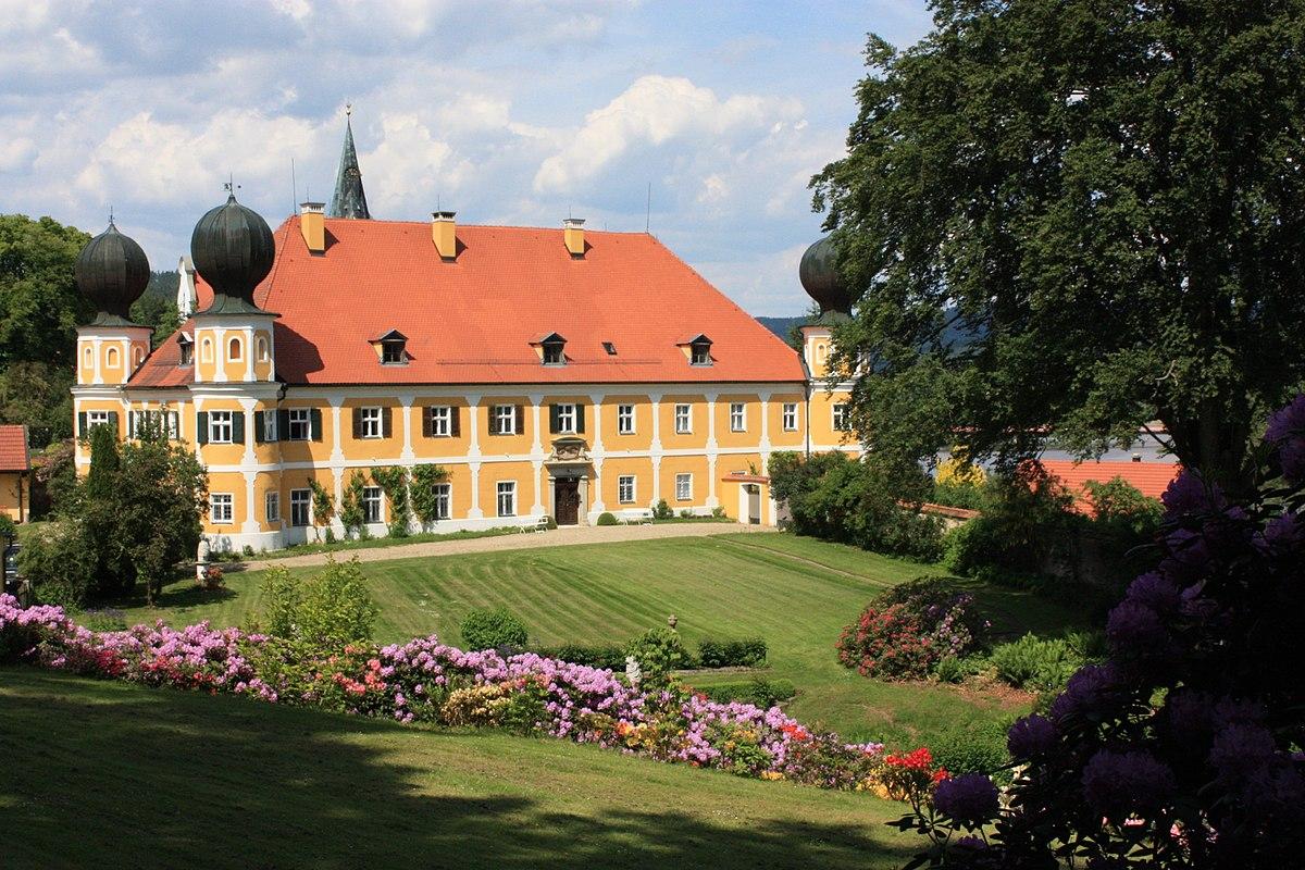 Schloss Ramspau  Wikipedia