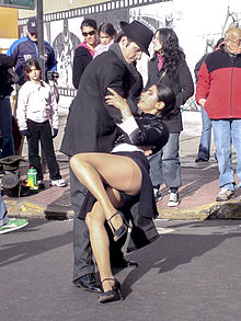 tango  Wikcionario