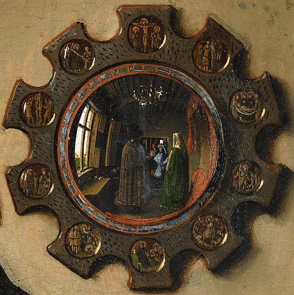 File:The Arnolfini Portrait, détail.jpg