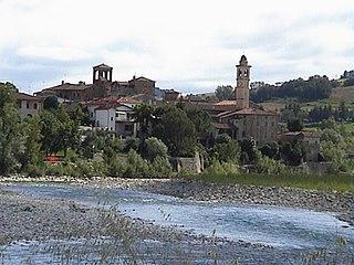 Panorama di Travo
