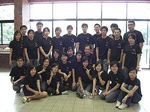 wikimania 2007 volunteers