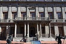 Museo Nacional de San Carlos  Wikipedia la enciclopedia libre