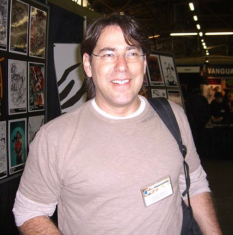 Adam Kubert (credit: Wikipedia)