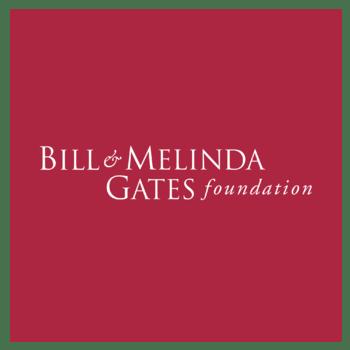 Logo da fundação Bill & Melinda Gates