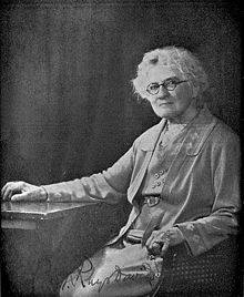 Mrs C.A.F. Rhys Davids