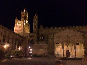 Italiano: Cattedrale di Palermo (Palermo)