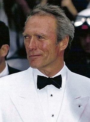 Français : Clint Eastwood au Festival de Canne...