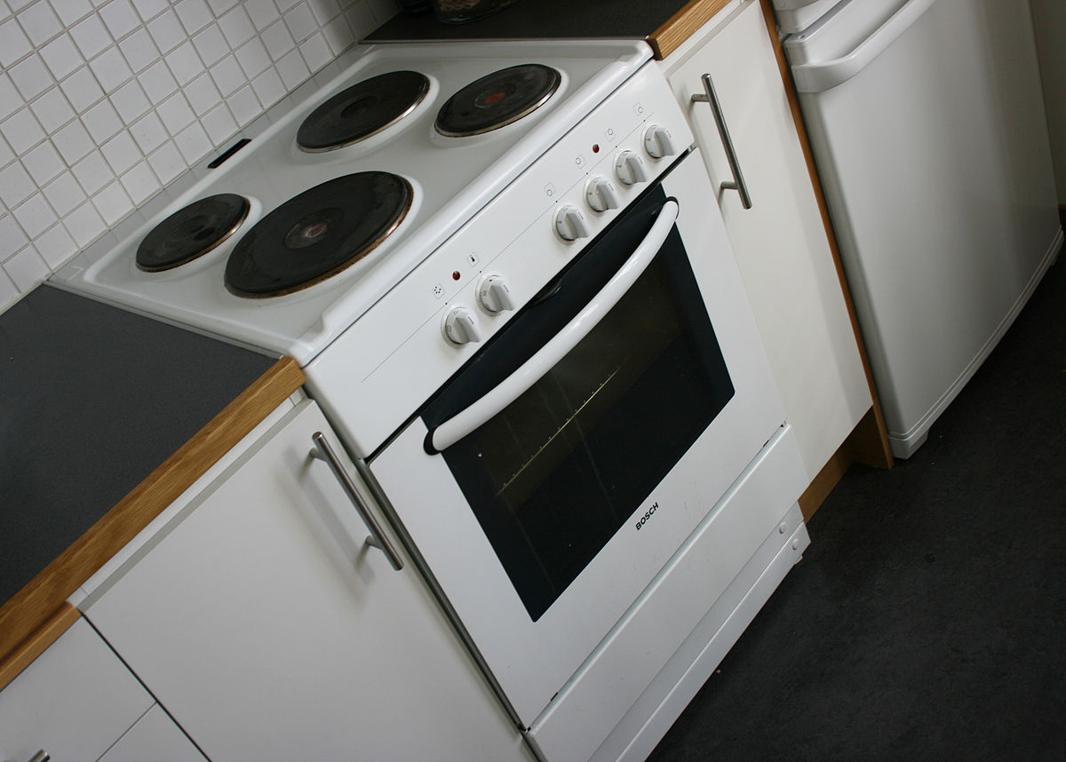 electric stove what is a space diagram wikipedia