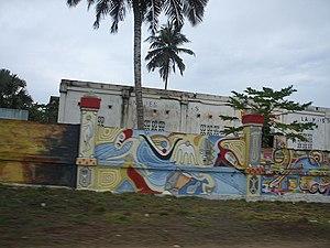 Grand Bassam, Cote d'Ivoire Français : Maiosn ...