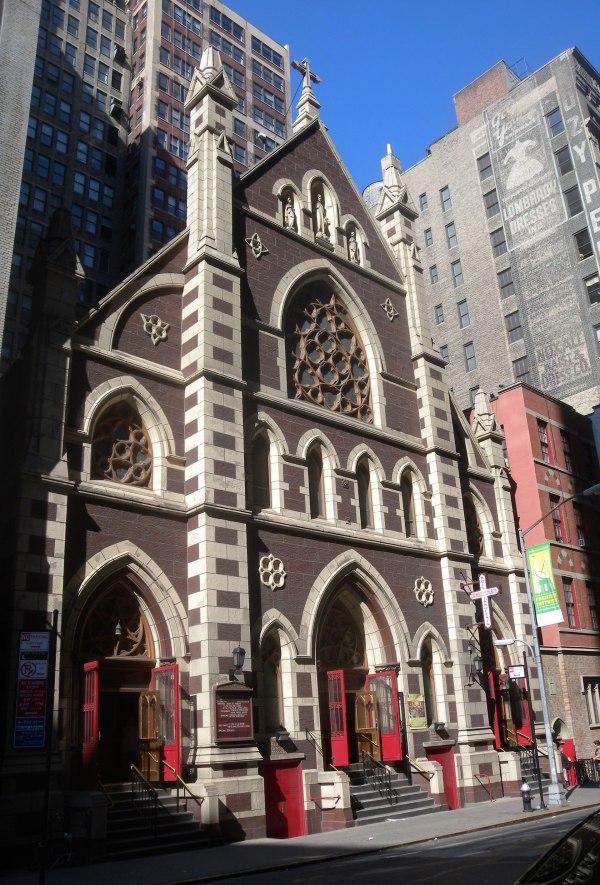 Holy Innocents Church York City - Wikipedia