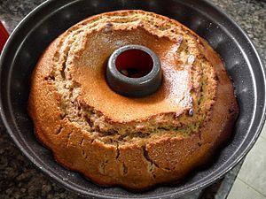 עברית: עוגת דבש
