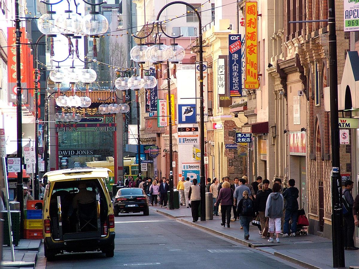 Little Bourke Street, Melbourne Wikipedia