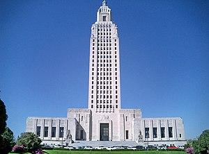Louisiana State Capitol, Baton Rouge