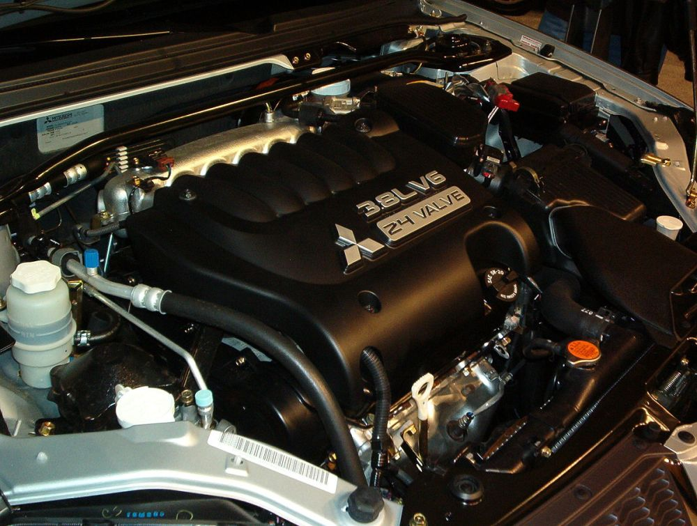 medium resolution of mitsubishi 6g7 engine wikipedia2 4 twin cam engine and trans bolts diagram 8