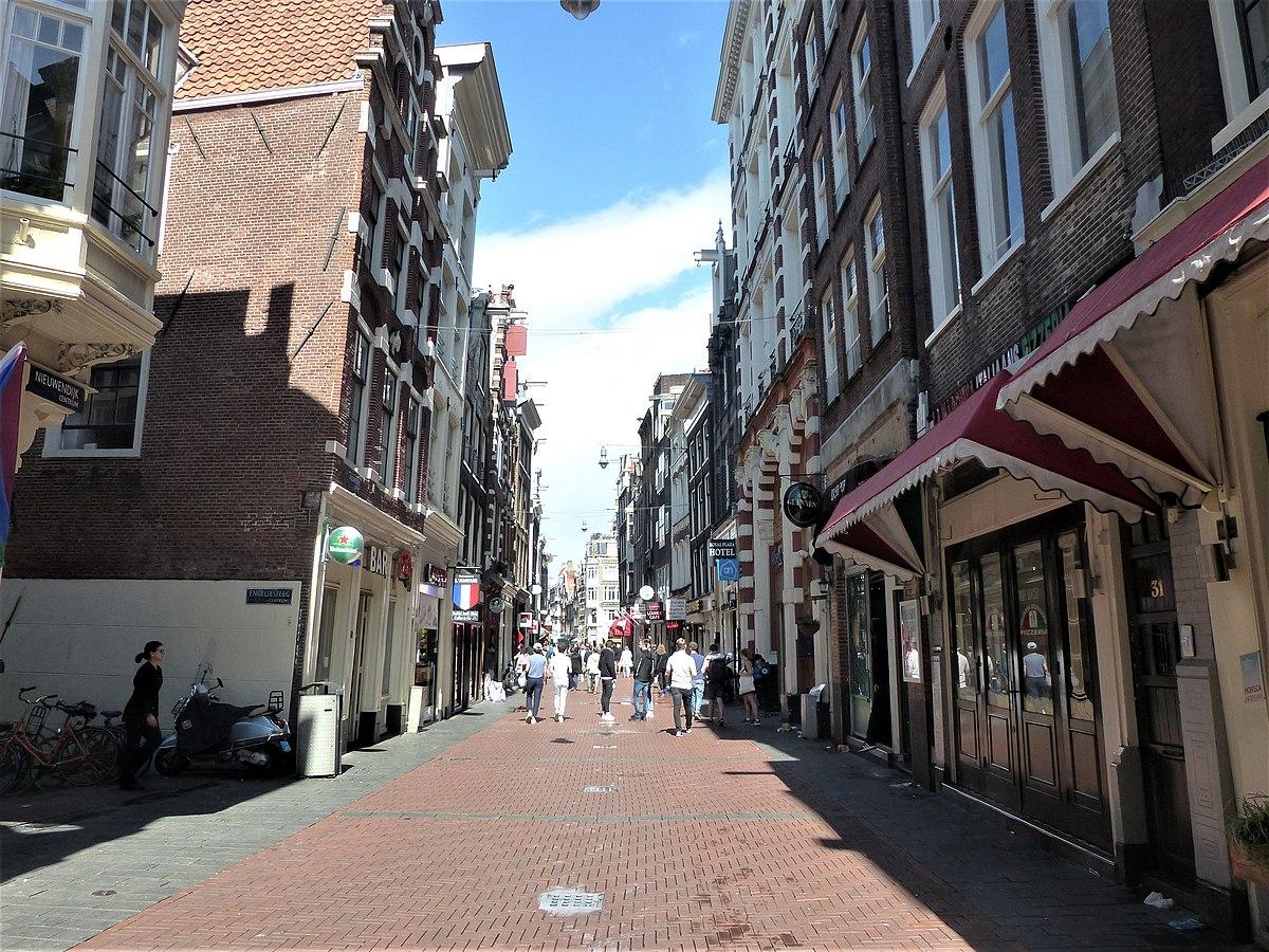 Nieuwendijk Amsterdam Wikipedia