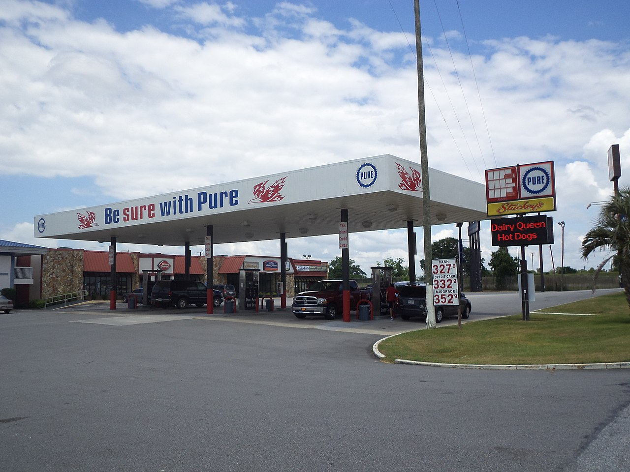FilePure Gas Station 4598 N Valdosta RdJPG  Wikimedia