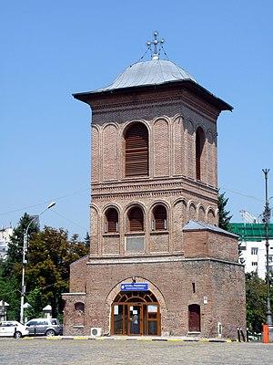 English: Belfry, Romanian Orthodox Patriarchy ...