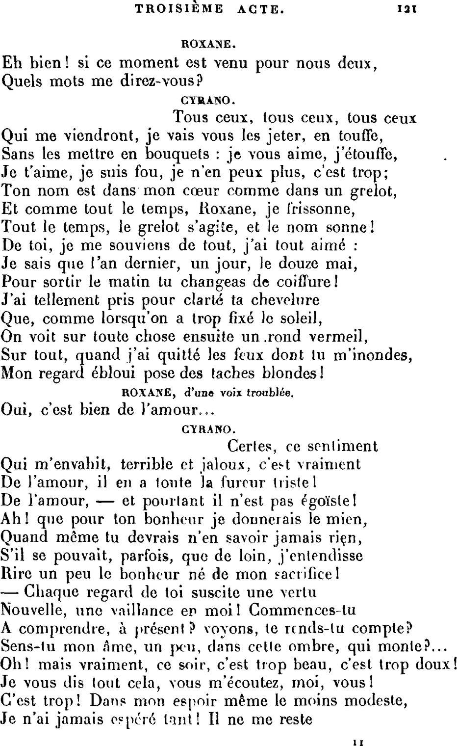 Je Te Le Dis Dans Toutes Les Langues : toutes, langues, Page:Rostand, Cyrano, Bergerac.djvu/121, Wikisource
