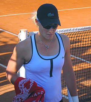 Samantha Stosur at 2009 Roland Garros, Paris, ...