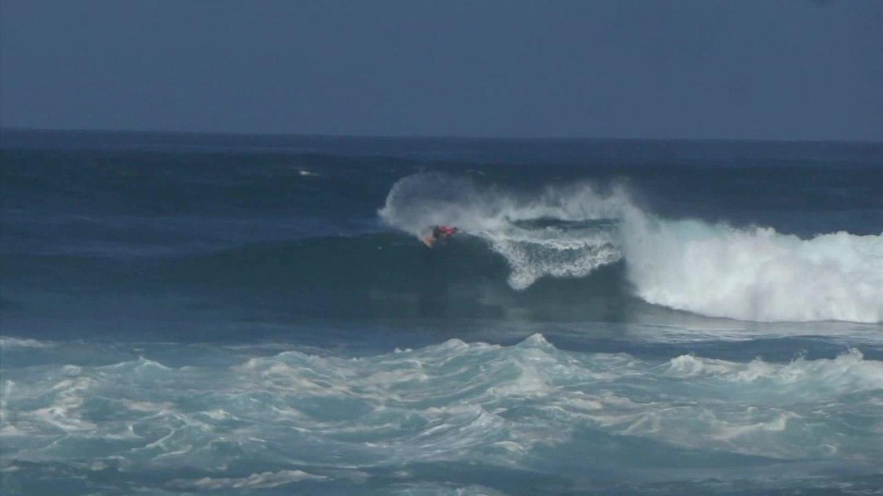 FileSurfing contest  oahu hawaii  north shore  oct