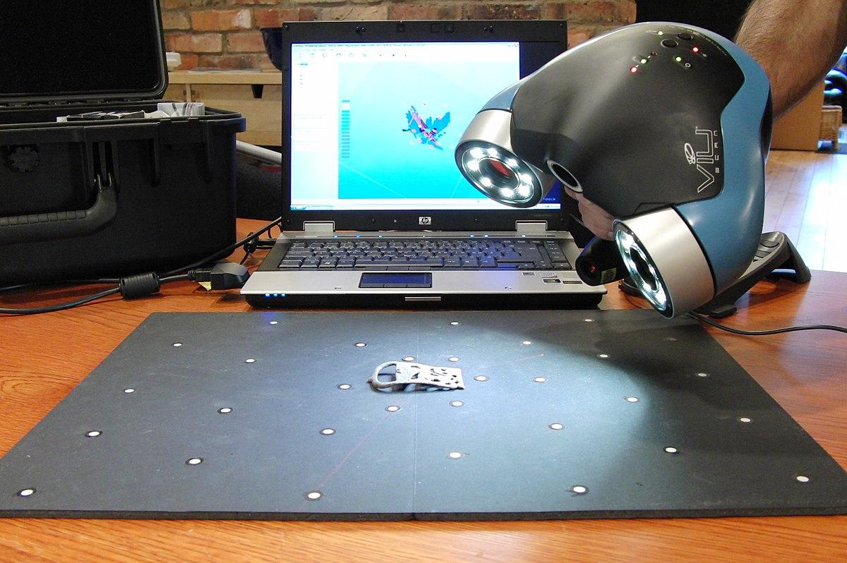 3D Scanner Wikipedia