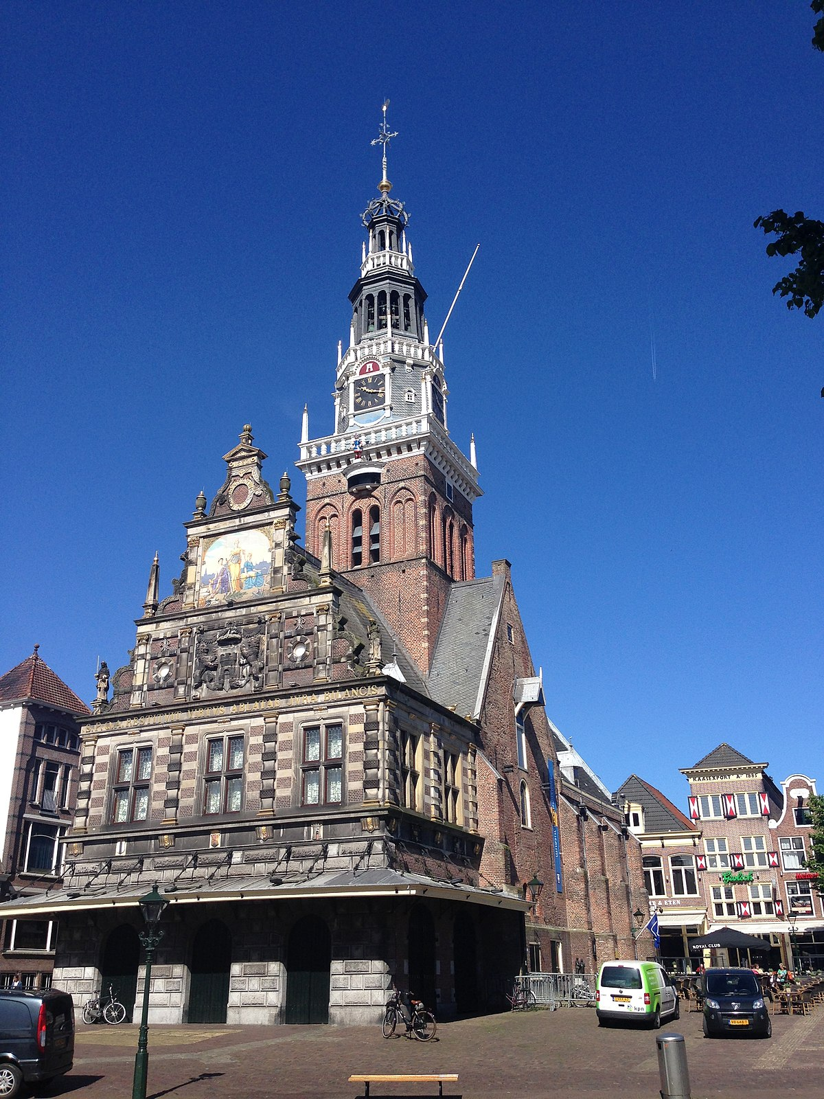 Waag Alkmaar  Wikipedia