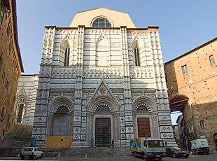 Piazza San Giovanni Siena  Wikipedia
