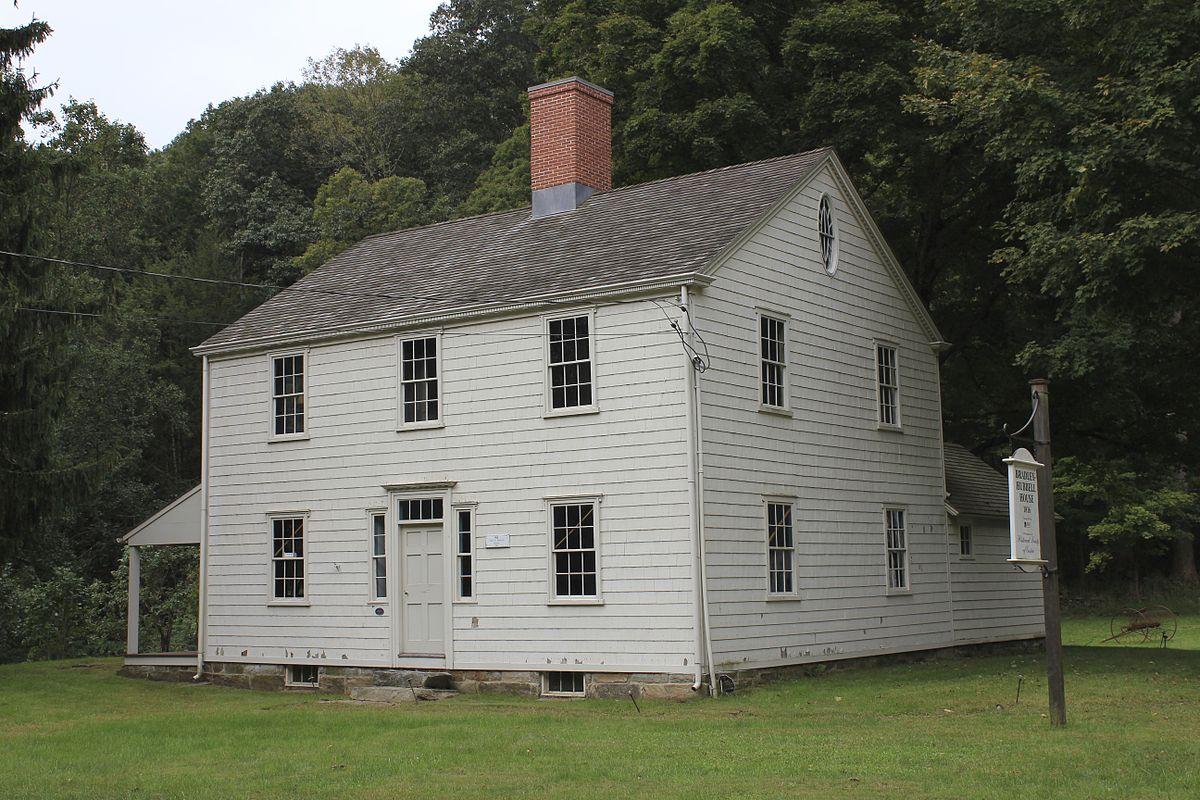 Bradley-Hubbell House