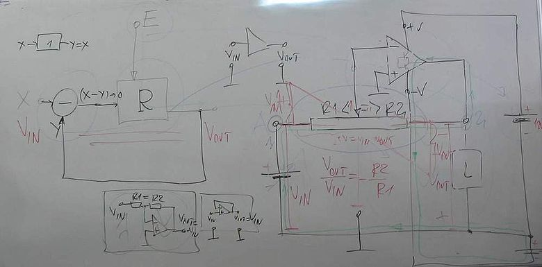 Circuit Theory Operational Amplifiers Wikibooks Open Books For An