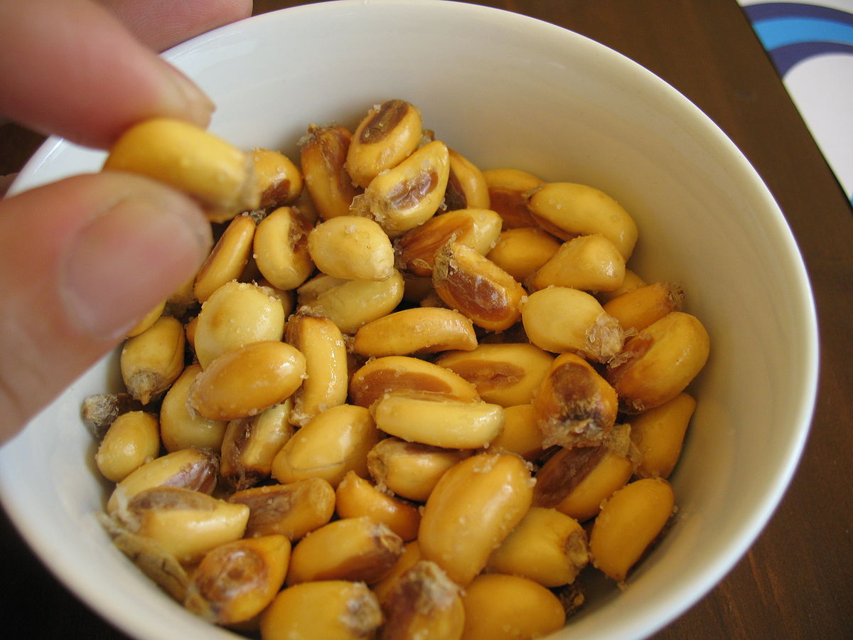 corn nut wikipedia