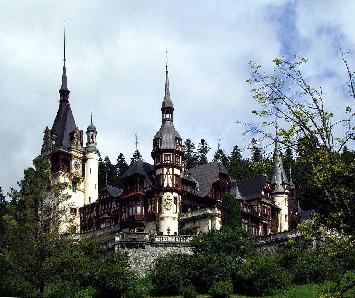 Sinaia Travel Guide At Wikivoyage