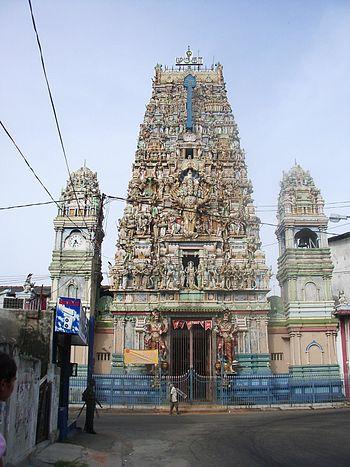Colombo-temple hindu