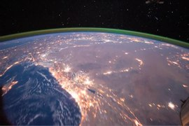 File:Evening Pass over the Sahara Desert and the Middle East.ogv