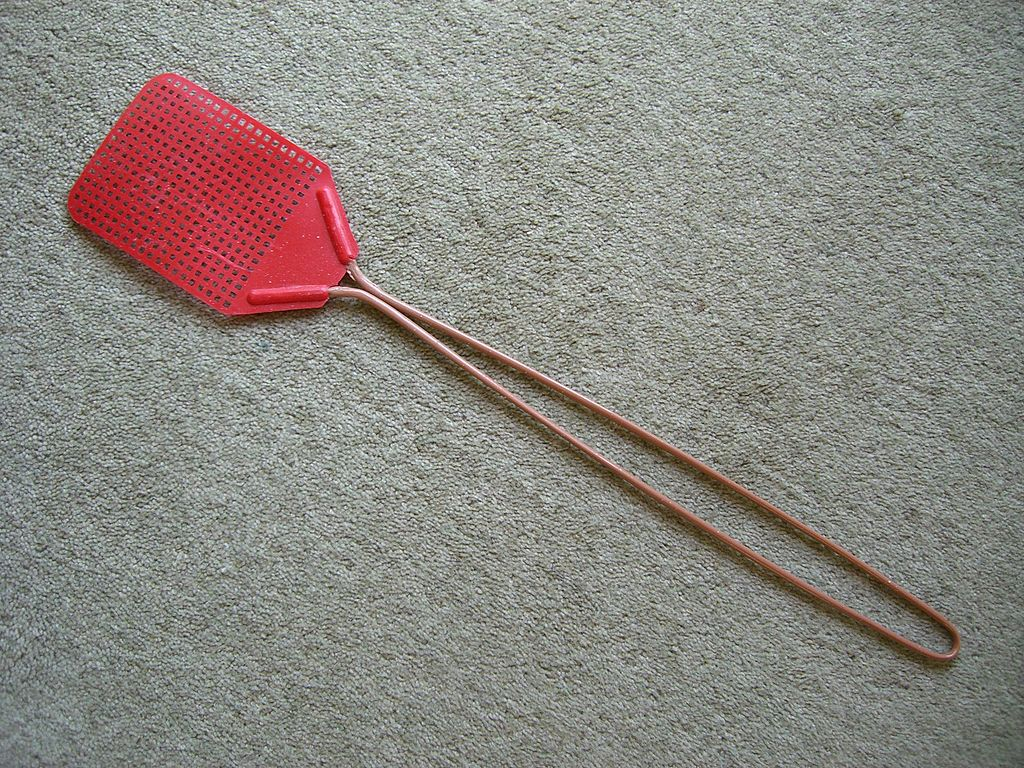 https://i0.wp.com/upload.wikimedia.org/wikipedia/commons/thumb/2/27/Fly_swatter.jpg/1024px-Fly_swatter.jpg