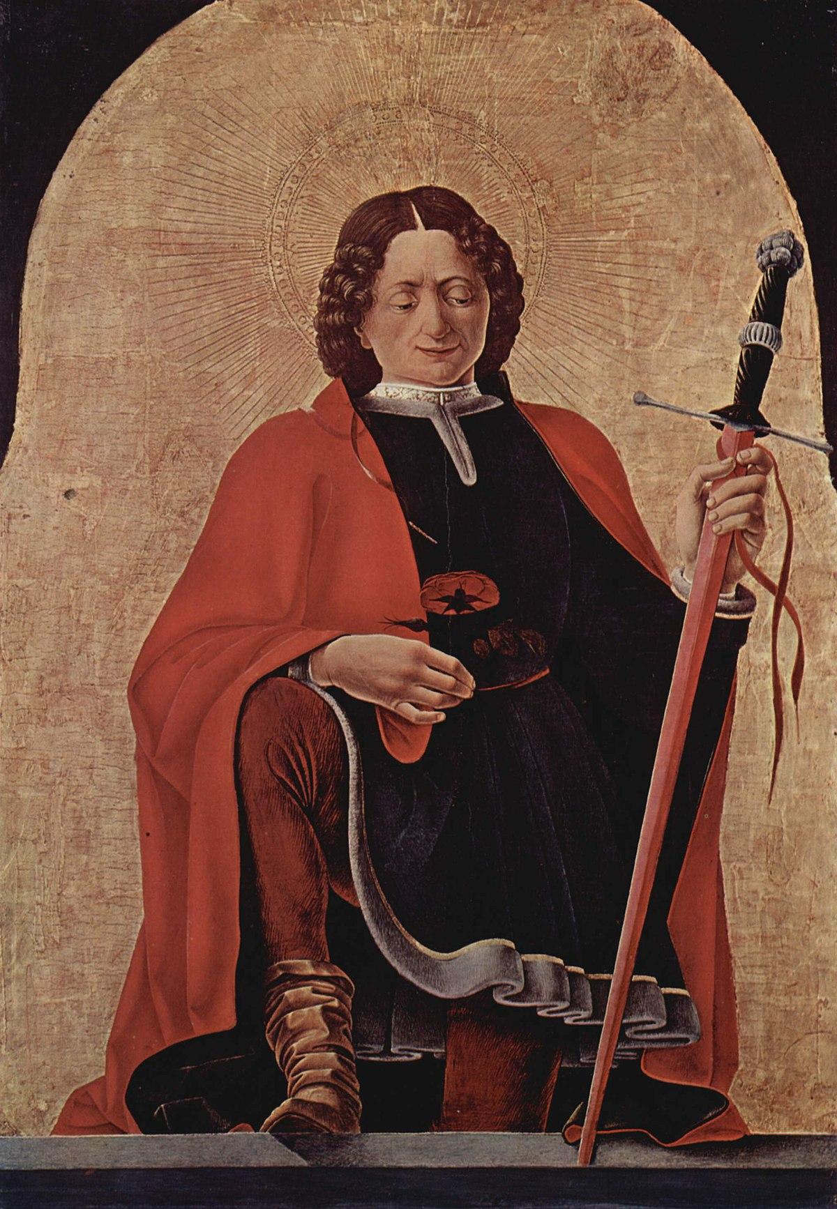 Del Cossa Saint Vincent Ferrer