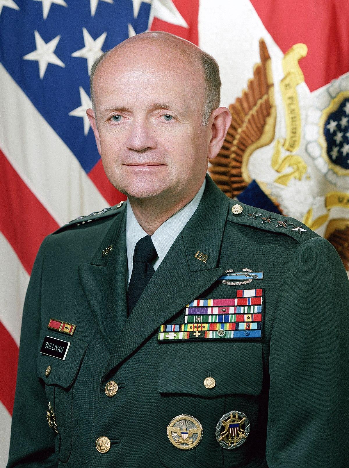 Gordon R Sullivan  Wikipedia