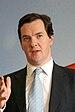 English: George Osborne MP, pictured speaking ...