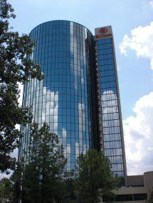 Hilton Hotel Memphis TN