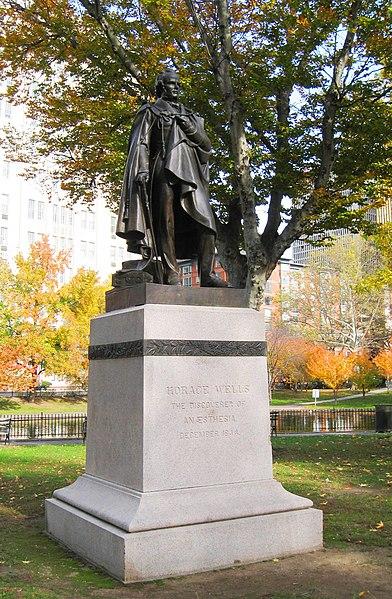 File:Horace Wells Monument, Hartford CT.JPG