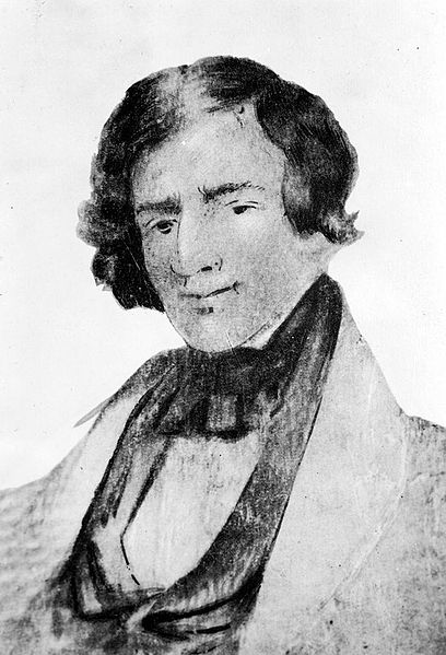 Portrait of Jedediah Smith