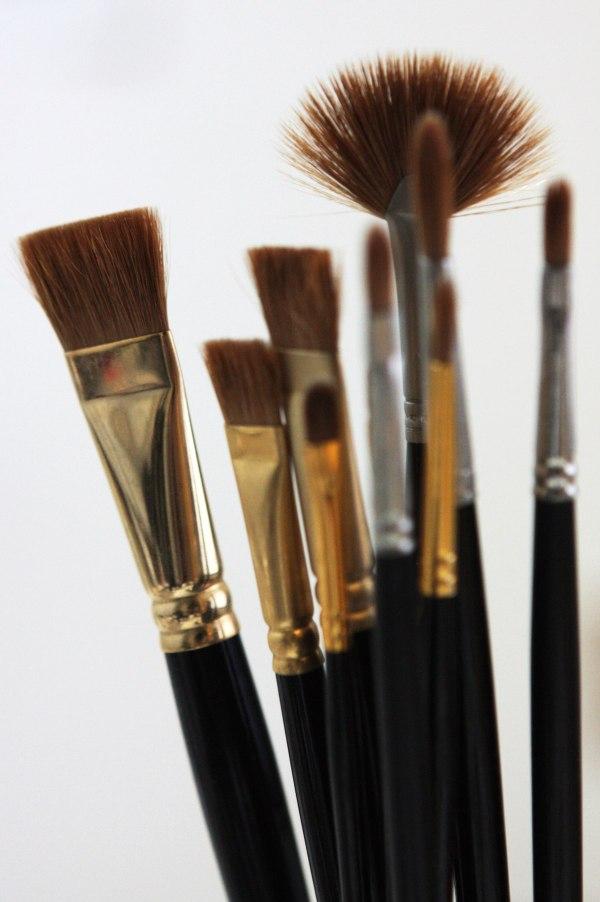 Kolinsky Sable-hair Brush - Wikipedia