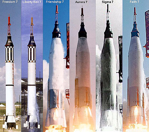 Manned Space Vehicles (4/6)