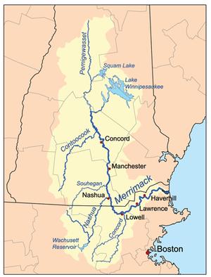 List of rivers of Massachusetts Wikipedia