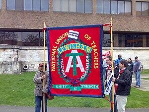 The National Union of Teachers, Lewisham chapt...