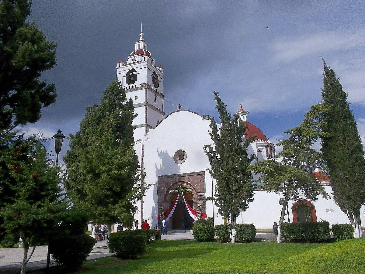 Santiago Ap 243 Stol Parish Tequixquiac Wikipedia